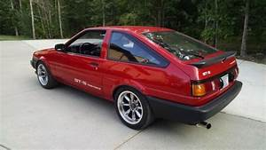 For Sale  1987 Toyota Corolla Gt-s  Ae86