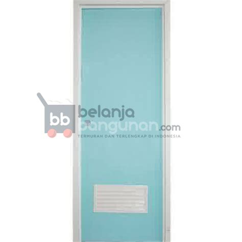 sedia pintu pvc berbagai warna  motif urat kayu murah