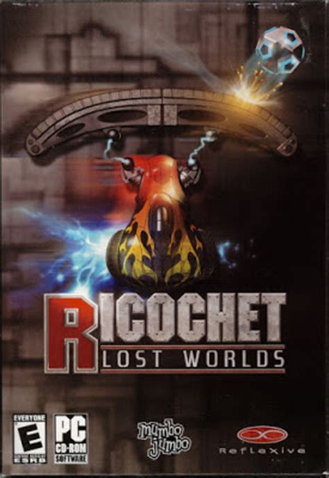 ricochet lost worlds game pc full version