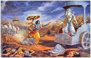 The Hindu Blog     Nuclear War In Ancient India