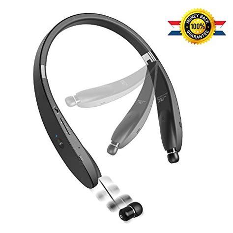 Best Mobile Bluetooth Headset The Best Bluetooth Headphones Neckband