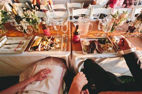 15+ Rustic BBQ Wedding Reception Ideas For Backyard