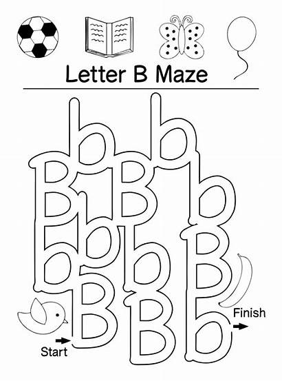Printable Alphabet Letter Worksheets Printablee