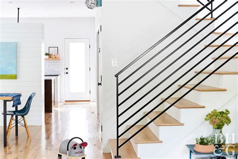 Better Homes And Gardens Kitchen Ideas - stairway railing ideas better homes gardens
