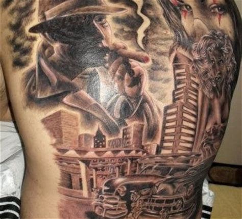 gangster tattoos tattoo designs ideasmeaning tattooing