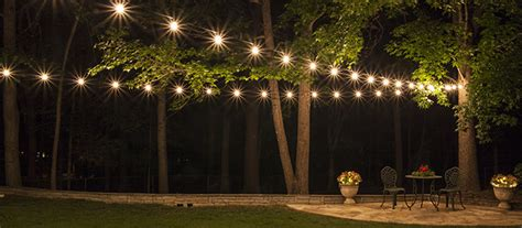 how to hang outdoor string lights how to plan and hang patio lights