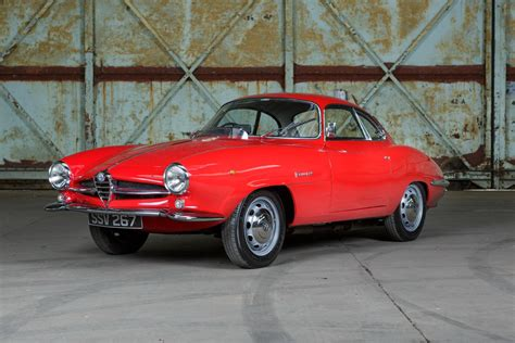 Used 1964 Alfa Romeo Giulia For Sale In Oxfordshire