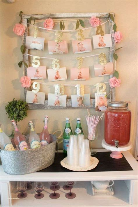 awesome st birthday party simple decorations  home