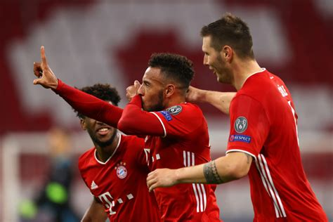 Bayern Munich Player Ratings Vs Atletico Madrid - The 4th ...