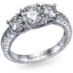 engagement ring shopping three engagement ring settings split shank engagement rings