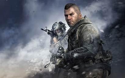 Soap Warfare Duty Call Mactavish John Cod
