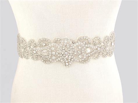 bridesmaid dress belts wedding dress sash rhinestone belt wedding by loveforeverbridal wedding dresses bridal