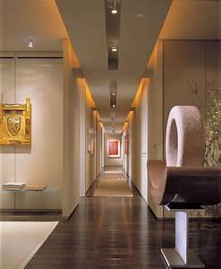 Recessed lighting in hallways : Led lighting in a hallway home design ideas