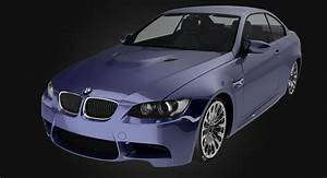 Bmw E92 Coupe : bmw m3 e92 coupe sport car 3d model max obj 3ds fbx dxf ~ Jslefanu.com Haus und Dekorationen