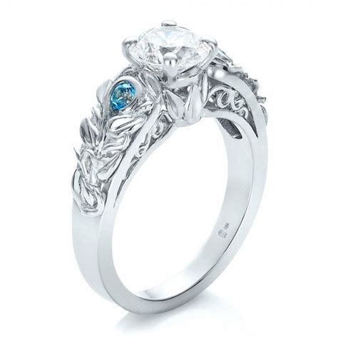 25 best ideas about topaz engagement rings blue engagement rings colored