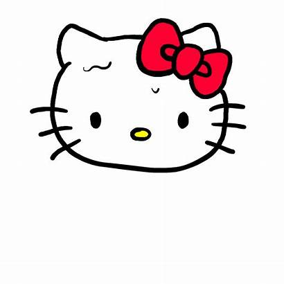 Kitty Hello Sticker Deladeso Everskies Giphy Stickers