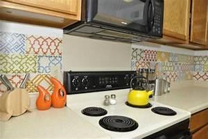 removable wallpaper for kitchen backsplash 1360