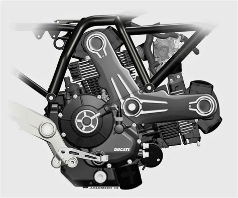 Types Of Motorcycle Engines
