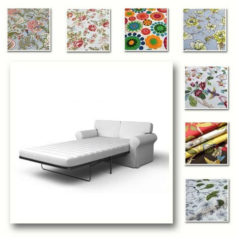 Ektorp Sleeper Sofa Cover by Custom Made Cover Fits Ikea Ektorp Two Seat Sofa Bed