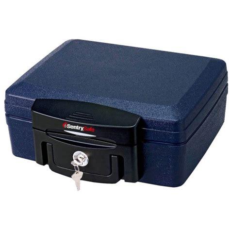 coffre fort ignifuge sentry safe h0100 capacit 233 4 9 litres ignifuge 30 minutes et 233 tanche avec