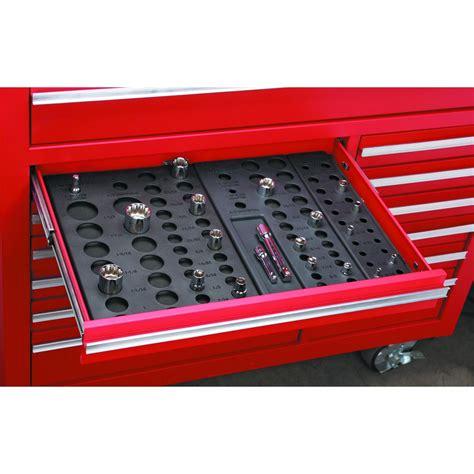 tool drawer organizer 6 socket drawer organizers