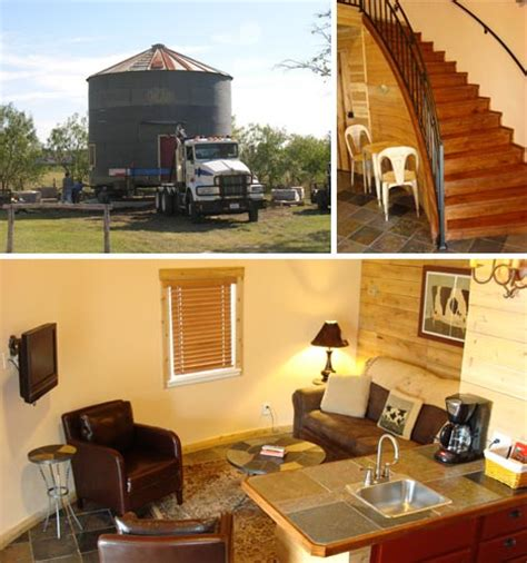 grain silos converted into a upcycling grain silos houses homes hotels inns