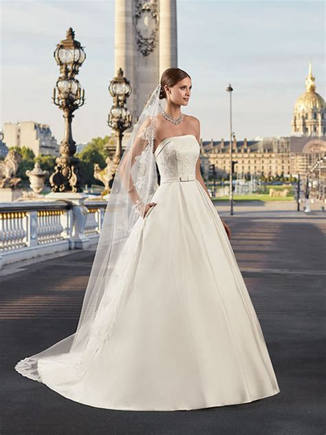 the 2018 pronuptia collection bridal gowns bohemian chic wedding dresses lace bridal gowns