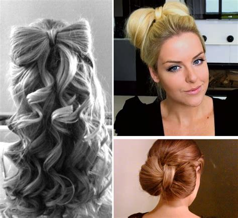 different hair bow styles how to style a hair bow fashionisers