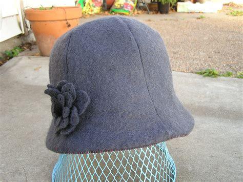 grey cloche sewing projects burdastylecom
