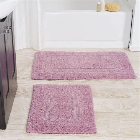 amazons  pink bathroom rugs  buy