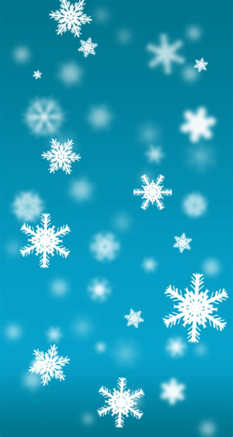 snowflake iphone wallpaper snowflakes wallpaper for iphone 5 5c 5s on behance