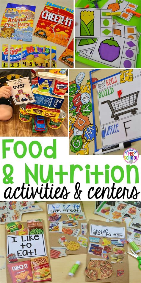 food and nutrition centers for preschool pre k and 787 | fd089cd220935f516e83bd966b365576
