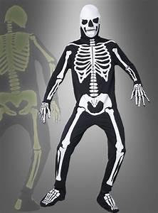 Halloween Skelett Kostüm : leuchtendes skelett kost m knochenmann ~ Lizthompson.info Haus und Dekorationen