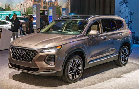 New Hyundai Santa Fe 2020 by 2020 Hyundai Santa Fe Suv Redesign Price And Release Date