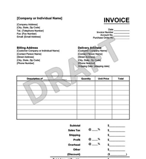 oregon chai create an invoice form in minutes legaltemplates