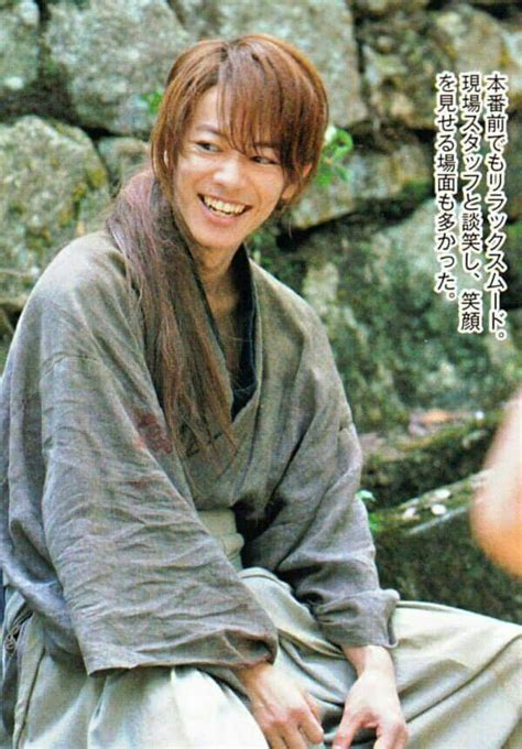In 1868, after the end of the bakumatsu war, the former assassin kenshin himura promises to defend those in need without killing. Ruroken location shoot_Behind the scenes_Rurouni kenshin ...