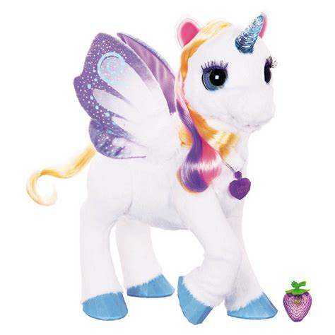 siege pour bebe starlily ma licorne magique hasbro king jouet peluches