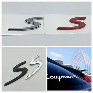 Porsche Boxster S Emblem : for porsche s 911 987 boxster 996 997 carrera cayenne 955 ~ Kayakingforconservation.com Haus und Dekorationen