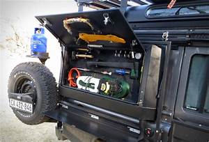 camping tent with built in lights land rover defender icarus