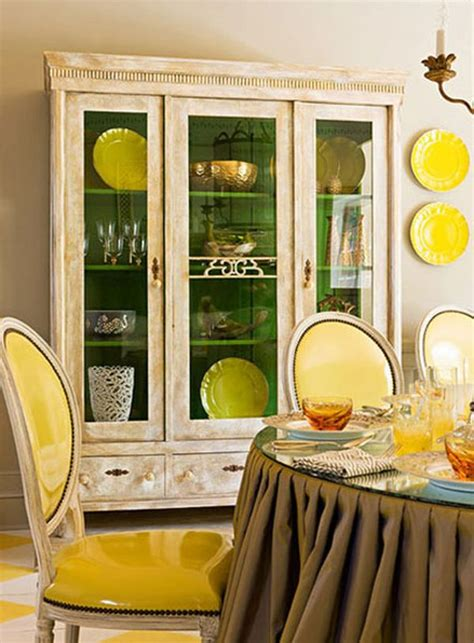 how to decorate a china cabinet what 39 s inside the china cabinet organized styled