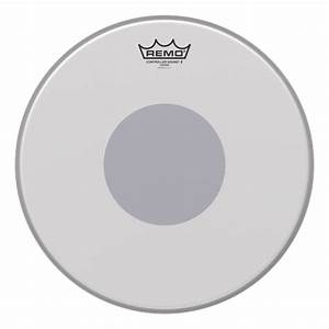 Remo Controlled Sound X Coated Review Drumhead Authority