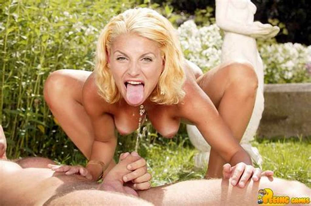 #Blonde #Slut #Getting #Fucked #And #Drinking #Piss #Outdoors