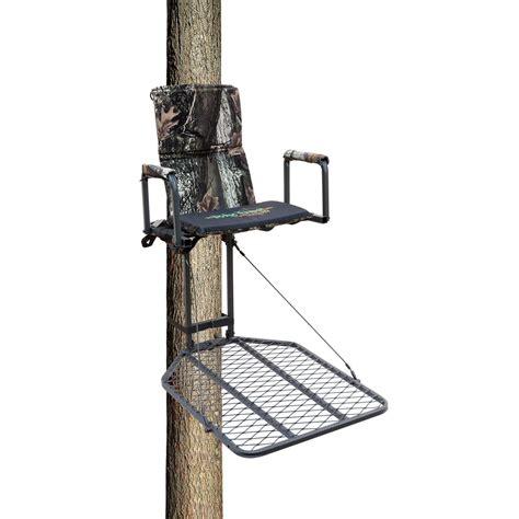 big dog iii hang on tree stand bdf 451 649065 hang on