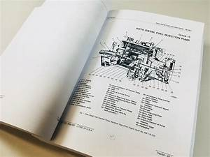 Service Manual For John Deere 2940 Tractor Technical