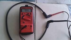 Como Probar Los Cables De Bujia