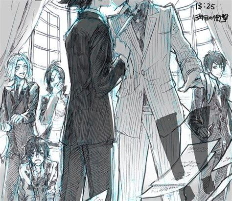 reborn tsuna hitman gokudera katekyo lambo chrome hibari khr fanart anime yaoi fem manga r27 naruto bnha crossover fan
