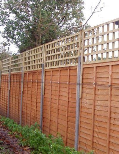 25 best ideas about lattice fence on lattice