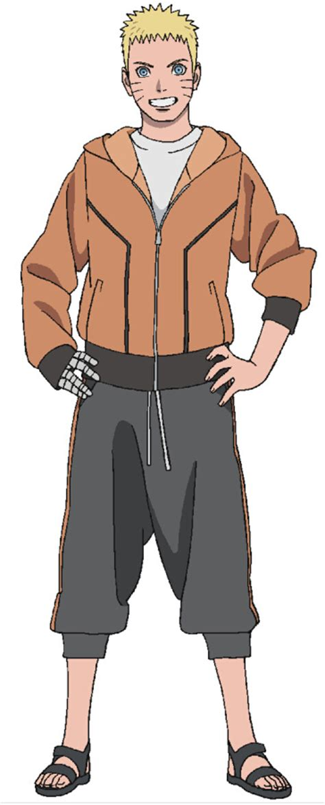 anime naruto the last the last naruto the movie character designs leak reveals