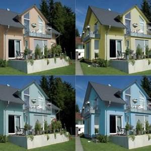 Fassade Streichen Ideen : fassadengestaltung einfamilienhaus gr n haus deko ideen ~ Markanthonyermac.com Haus und Dekorationen