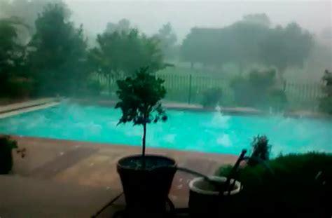 films  backyard   hailstorm